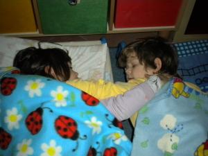 sonno infanzia