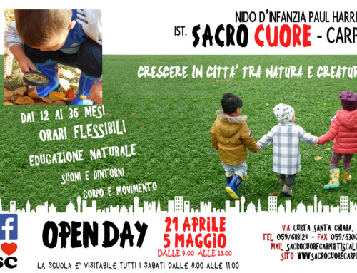 Asilo-Nido  Sacro Cuore Open Day